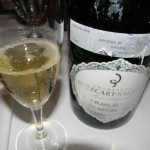 A beautiful Blanc de Blancs from the great 1996 vintage