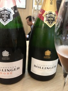 Bolly Rosé a winner in 2004