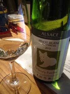 Darn good Pinot Blanc