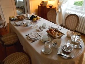 Pastoral breakfast