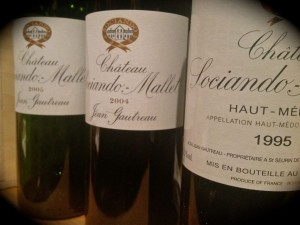 Enjoying a series of fine vintages